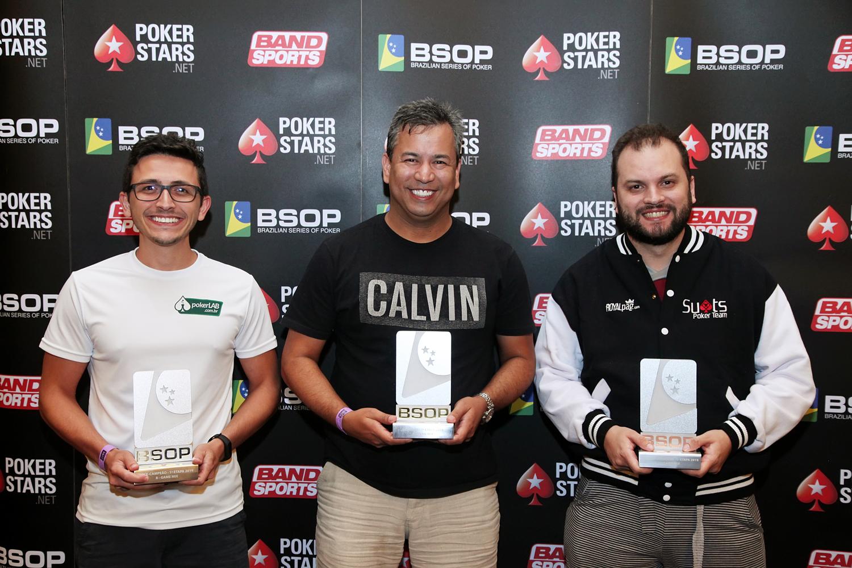 Finalistas 8 Game - BSOP Iguazu