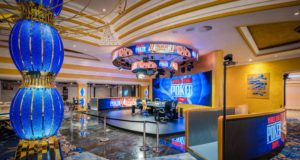 Salão da WSOP Europa