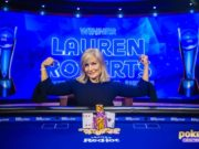 Lauren Roberts campeã do Evento #3 do US Poker Open