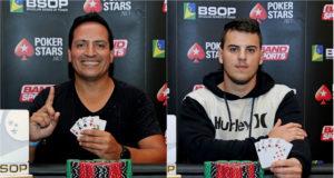 Leandro Brasa e Bruno Gazotto