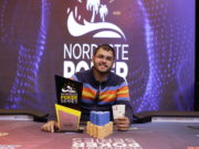 Aryan Ouriques campeão do High Roller do NPS Natal