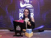 Rafaella Vitória campeã do Ladies Only do NPS Natal