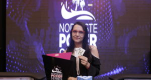 Rafaella Vitória campeã do Ladies Only do NPS Natal