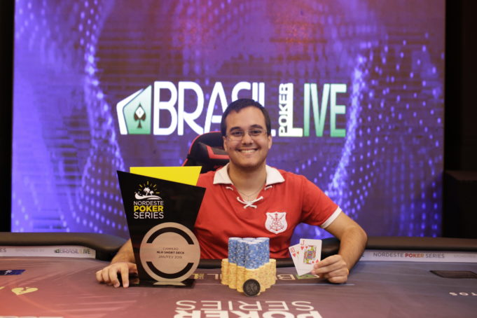 Rafael Mattos campeão do Short Deck do NPS Natal