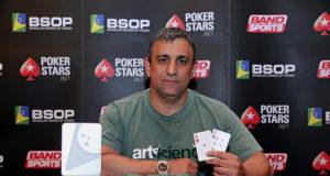 Marcelo Mesqueu - Campeão Heads-Up BSOP Iguazu