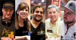 Phil Hellmuth, Kristen Bicknell, João Simão, Mike Sexton e Patrick Leonard confirmam presença no MILLIONS South America