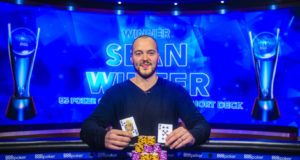Sean Winter campeão do Evento #4 do US Poker Open