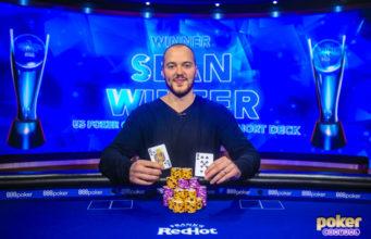 Sean Winter campeão do Evento #4 do US Poker Open