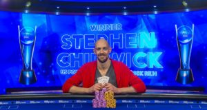 Stephen Chidwick campeão do Evento #1 do US Poker Open (Foto: PokerCentral)