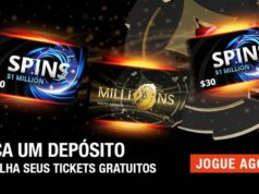 Spins partypoker - Millions South America