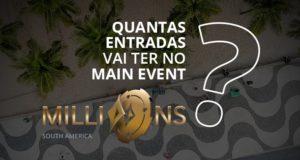 Promoção MILLIONS South America