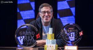 Daniel Augustower - Campeão Grand Prix Punta del Este