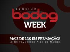 Ranking Diário Bodog Week