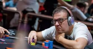 poker brasileiro Alexandre Gomes - partypoker LIVE