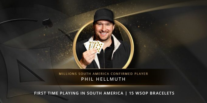 Phil Hellmuth no MILLIONS South America