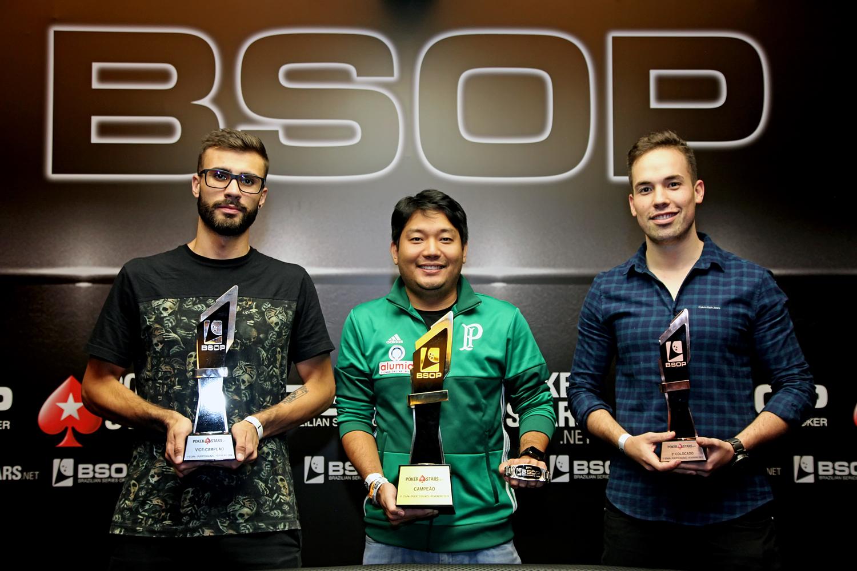 Finalistas Main Event - BSOP Iguazu