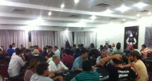 Salão do Interior Poker Fest em 2012