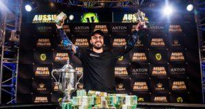 Bryn Kenney - Campeão Main Event Aussie Millions