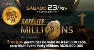 Satélite MILLIONS South America