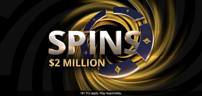 Spins - partypoker