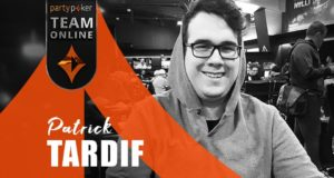 Patrick Tardif - partypoker Team Online