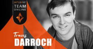 Travis Darroch - partypoker Team Online