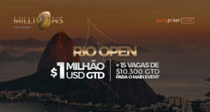 Open - Millions South America