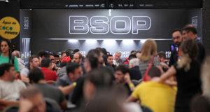 Salão BSOP São Paulo
