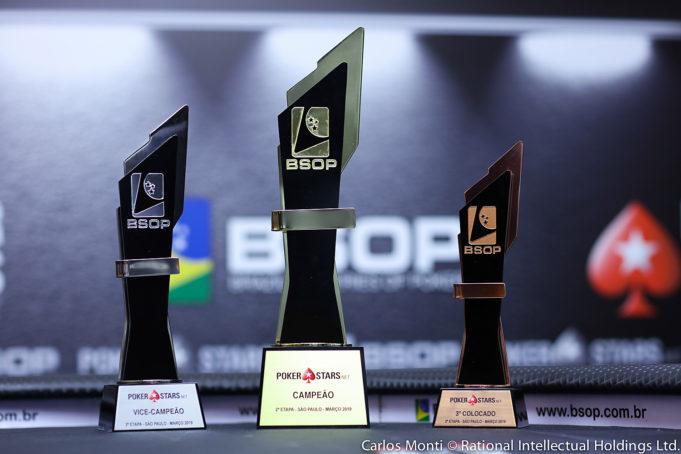 Troféus - BSOP São Paulo