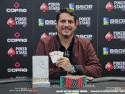 Temisthon Lima campeão do Rivers do BSOP São Paulo