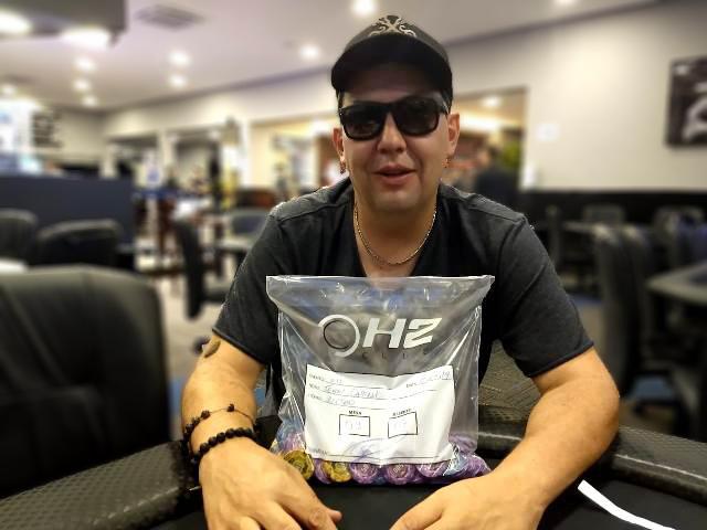 Jean Cabral Interior Poker Fest