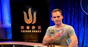 Justin Bonomo campeão do Evento #1 da Triton Super High Roller Series
