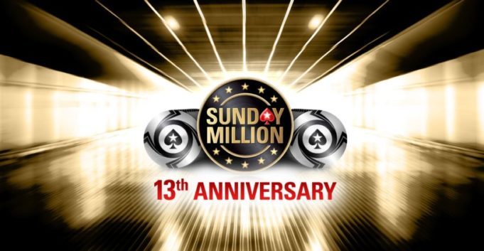 13º aniversário do Sunday Million