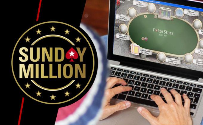 Primeiro Campeão Sunday Million - Opis/sp