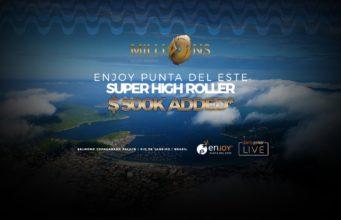 Novo Super High Roller no MILLIONS South America