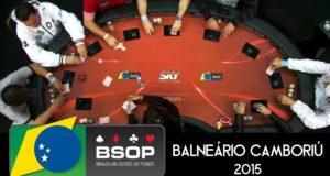 Transmissão BSOP Balneário Camboriú 2015