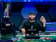 Vinicius Lima campeão do WPT Borgata Winter Poker Open