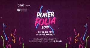 Poker Folia no H2 Club Campinas