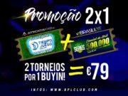 Promoção 2x1 - Dispute o Especial Aconcagua.Es e BPL Series de Abril por um apenas € 79