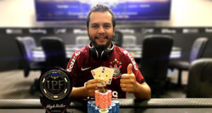 Sergio AT IPF High Roller