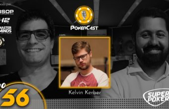 Kelvin Kerber convidado do 56º episódio do Pokercast