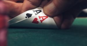 Cartas AA - Pocket Aces - Foldar