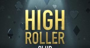 High Roller Club - PokerStars