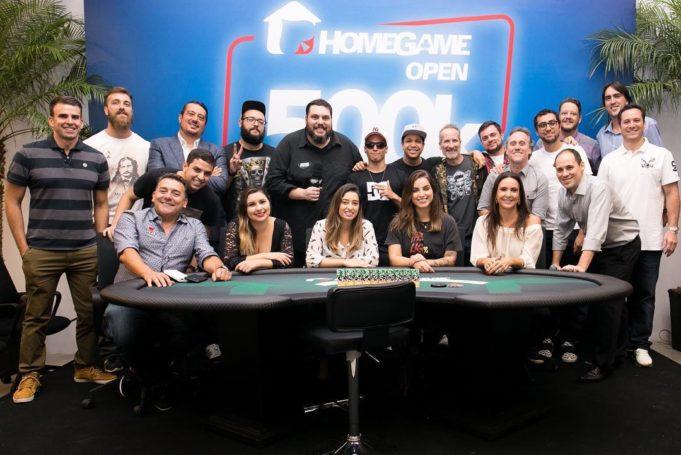 Inauguração Home Game Club
