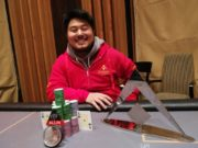 Gustavo Kamei - Campeão High Roller - Aconcagua Million Madrid