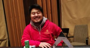 Gustavo Kamei - Campeão High Roller - Aconcagua Million Madrid