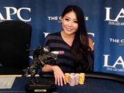 Maria Ho - Campeã High Roller LA Poker Classic