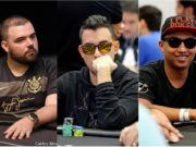 Pedro Padilha, Peter Patrício e João Fera - Resenha Poker Team