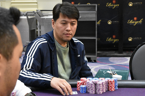 Sean Yu - WSOP Circuit Bicycle Casino