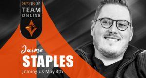 Jaime Staples - partypoker Team Online